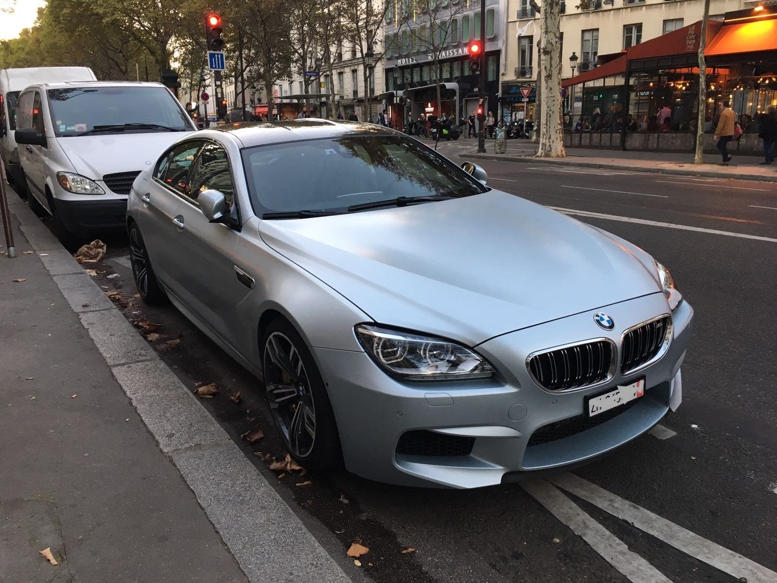 BMW M6 Grand Coupe Competition Carbon Pack