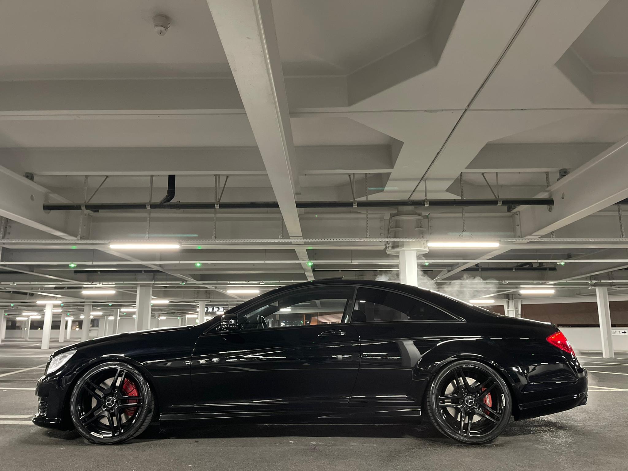 Mercedes-Benz CL-Klasse C216 Coup茅 CL 63 AMG