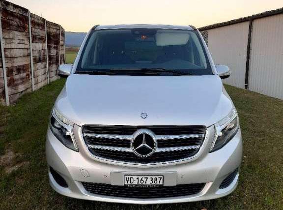 Mercedes-Benz V-Klasse V447 Van V 250 d BlueTec lang 4matic