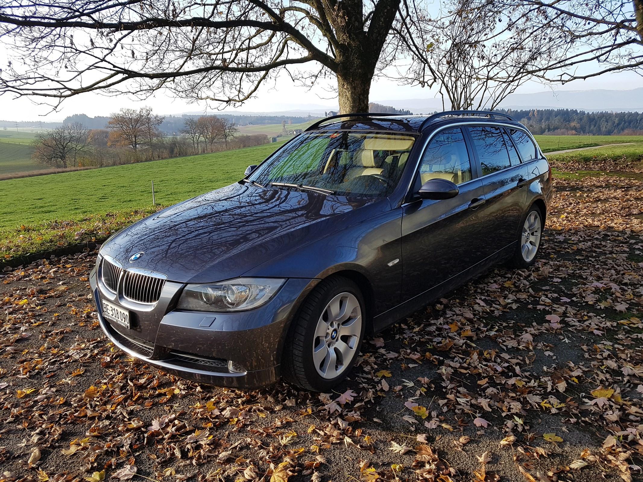 BMW 3er Reihe E91 Touring 325xi more4you