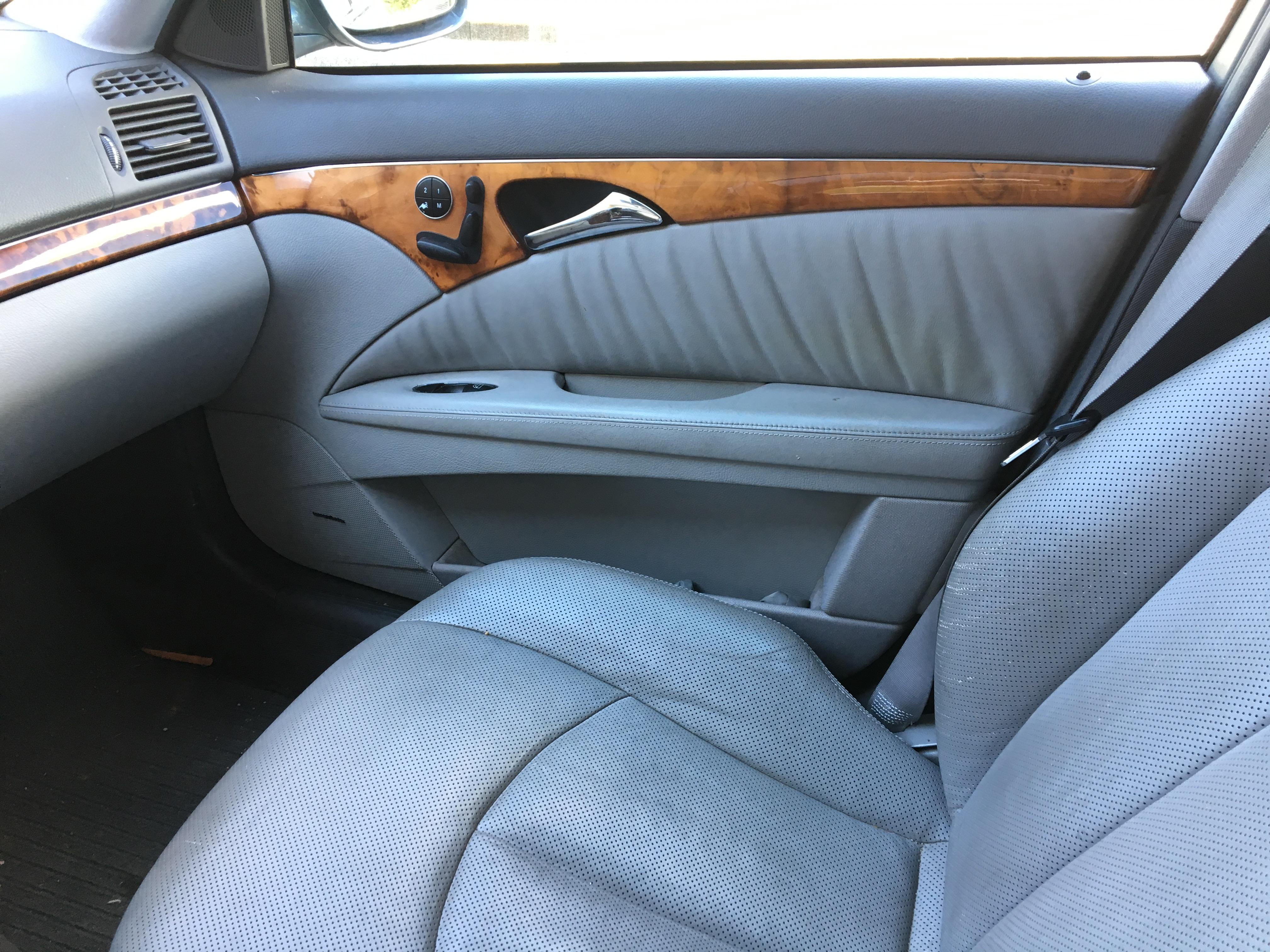 Mercedes-Benz E-Klasse S211 Kombi E 500 V8 4matic