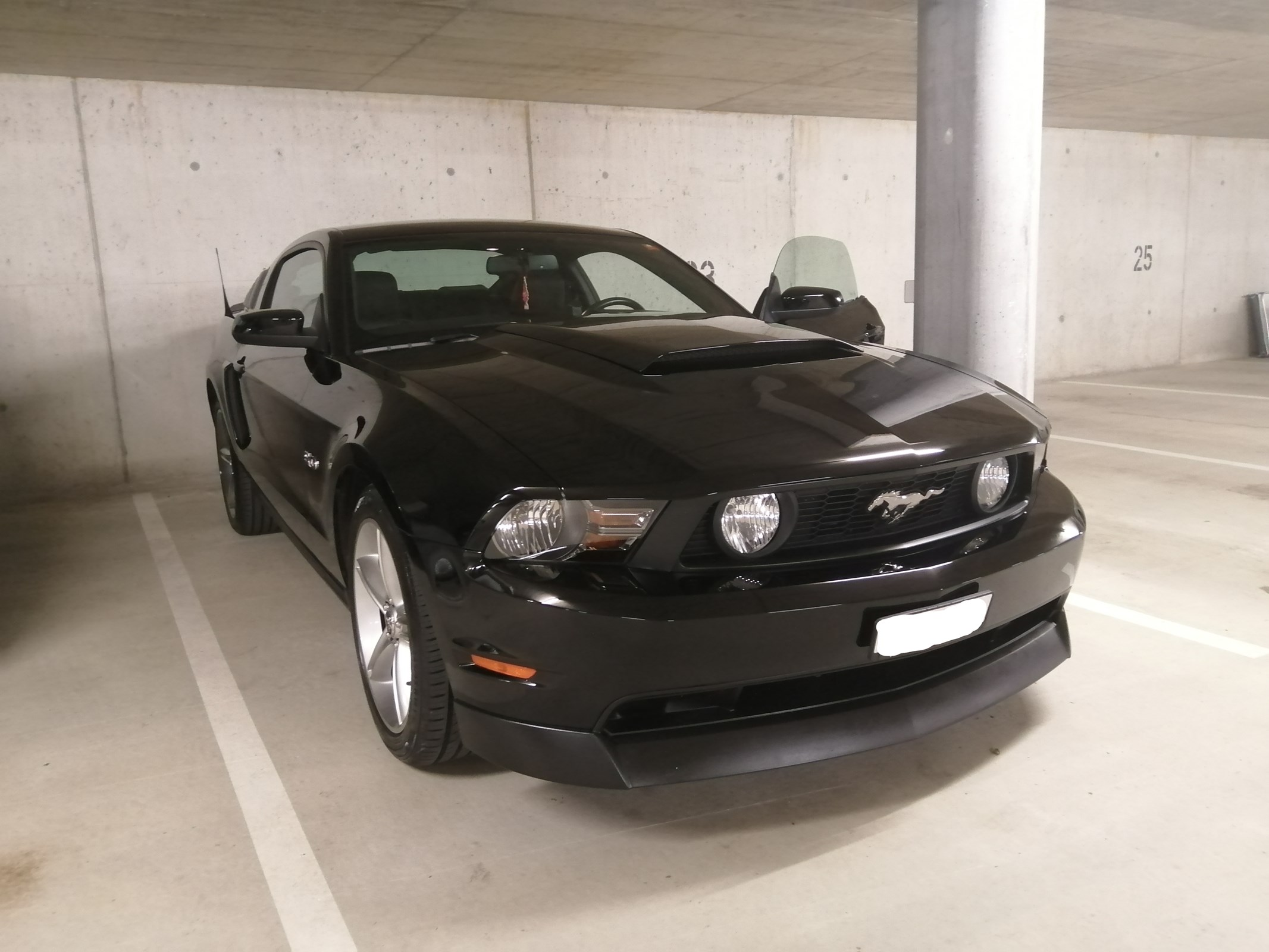 Ford USA Mustang Coupé 5.0 V8 GT Premium