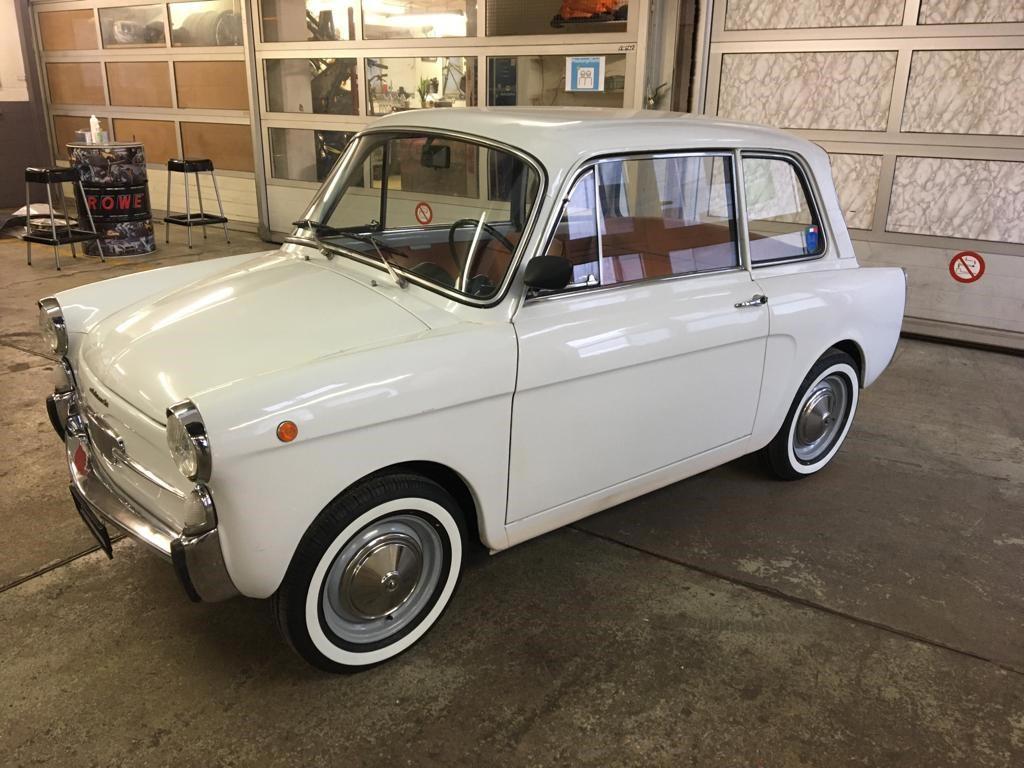 AUTOBIANCHI  BIANCHINA (Limousine)
