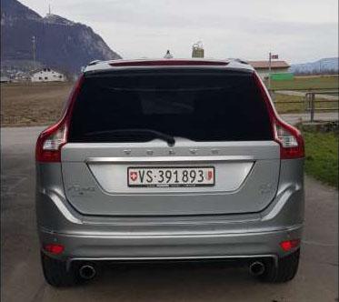Volvo XC60 2.4 D4 Summum AWD