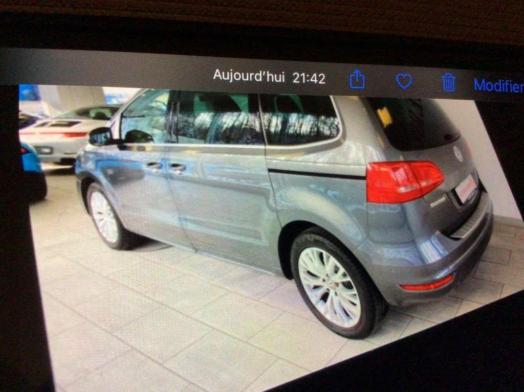 VW Sharan 2.0 TDI BlueMTA Comfl. DSG