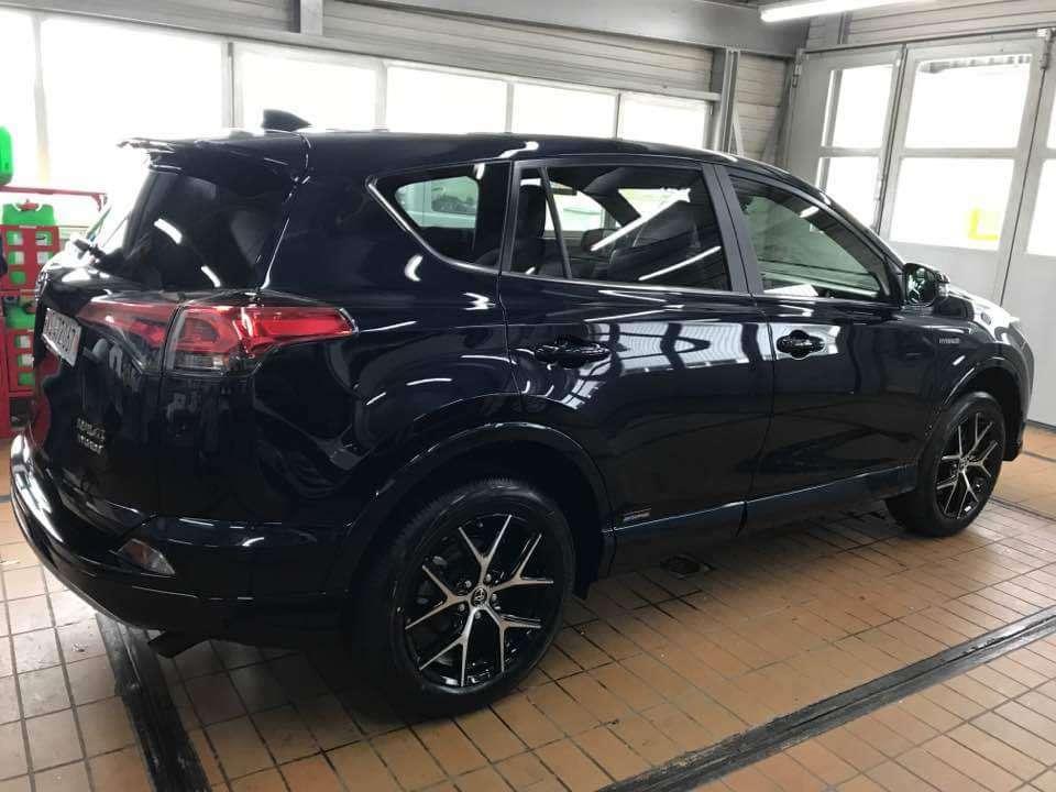 Toyota RAV4 2.5 HSD Sapphire