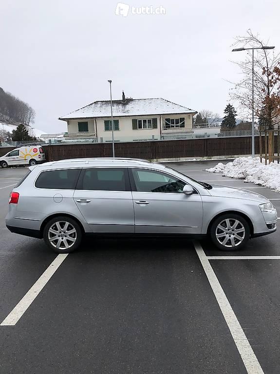 VW Passat Variant 3.2 FSI Highline DSG 4mot.