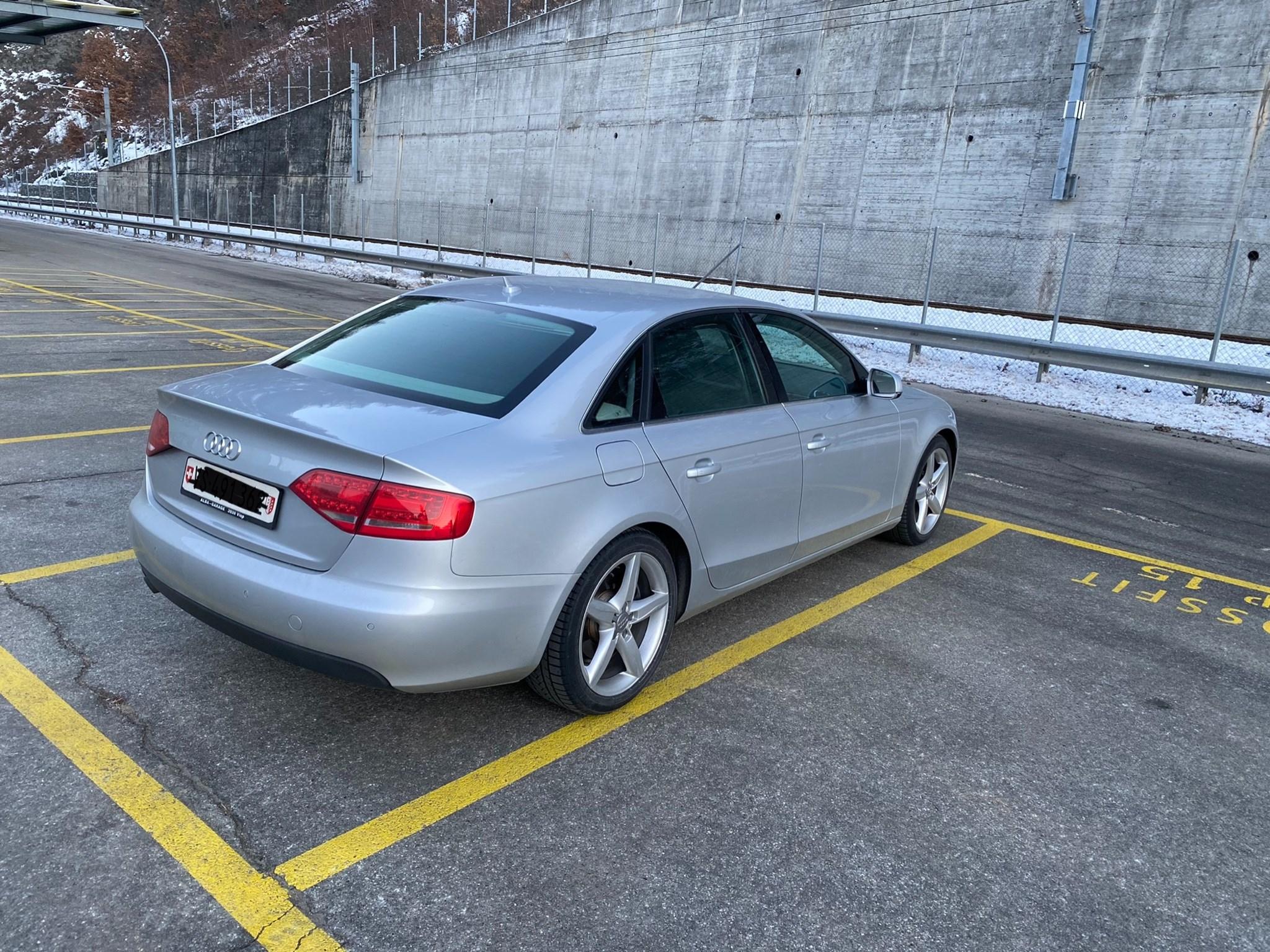 Audi A4 2.0 TFSI 211 quattro