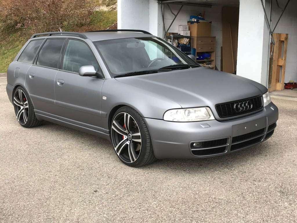 Audi S4 Avant 2.7 V6 Biturbo quattro