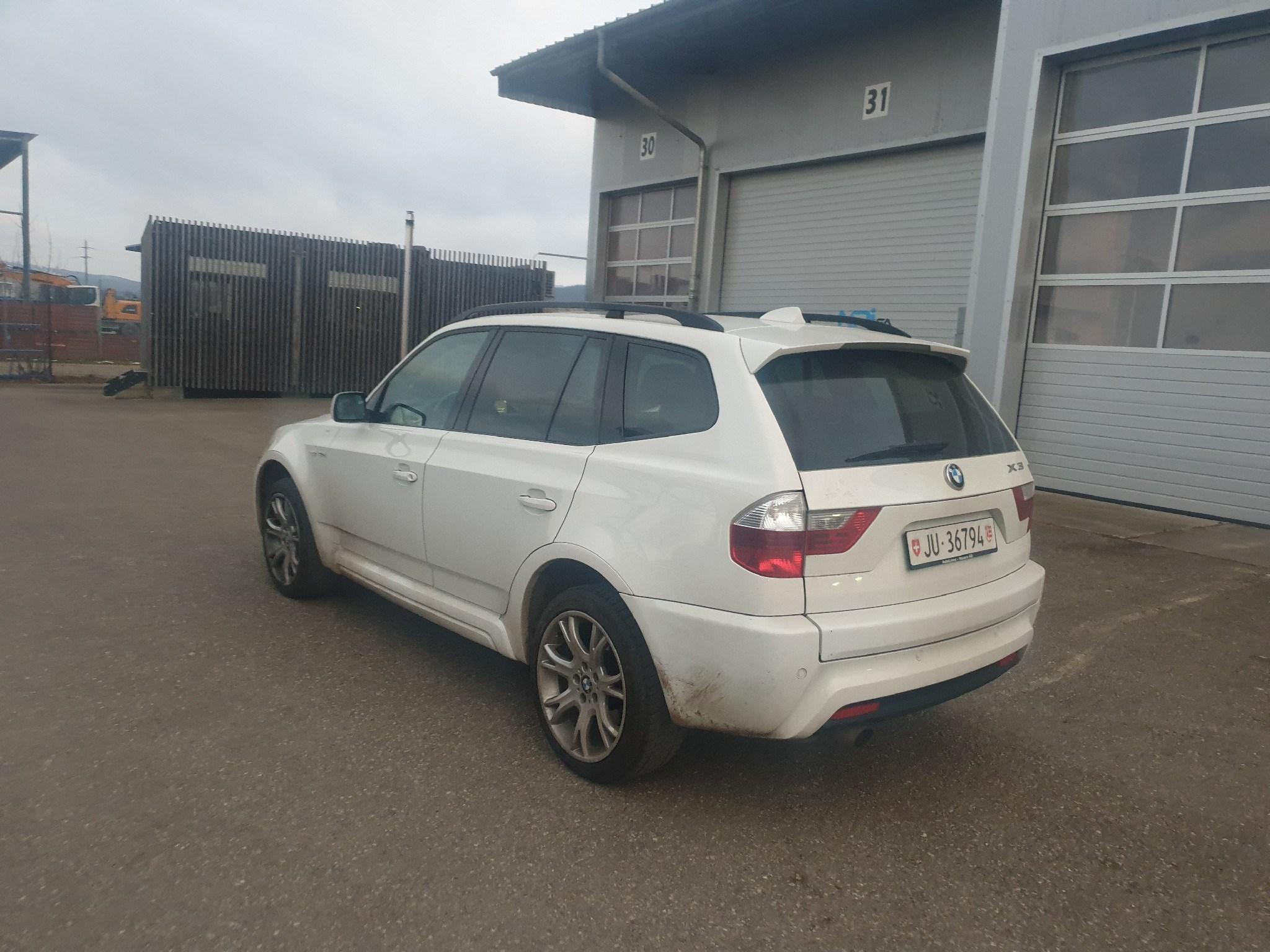 BMW X3 E83 20d xDrive