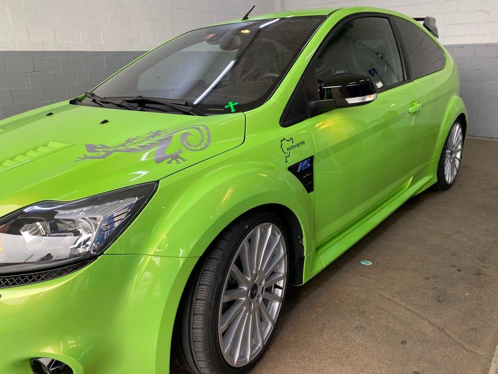 Ford Focus 2.5i Turbo RS