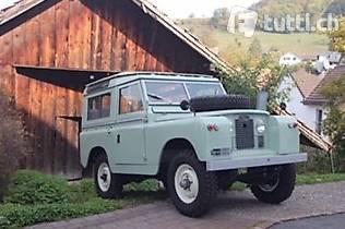 Land Rover 88 - 110 Serie 2a