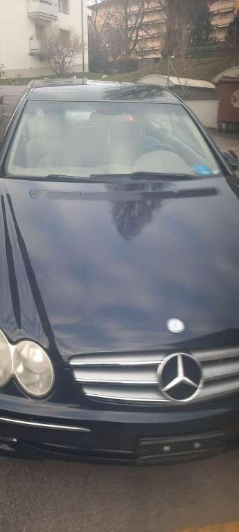 Mercedes-Benz CLK-Klasse C209 Coupé CLK 500 V8