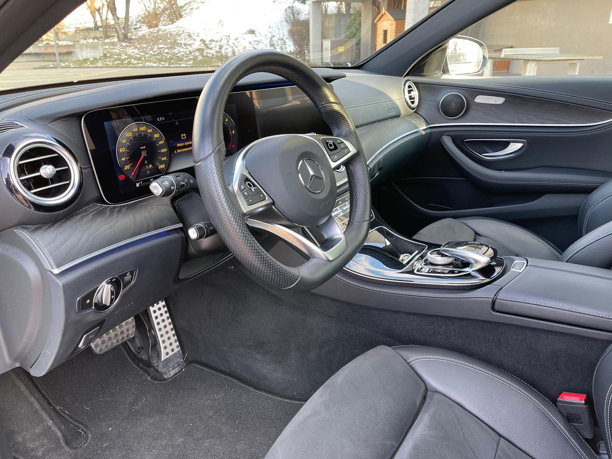 Mercedes-Benz E-Klasse S213 Kombi E 220 d AMG Line