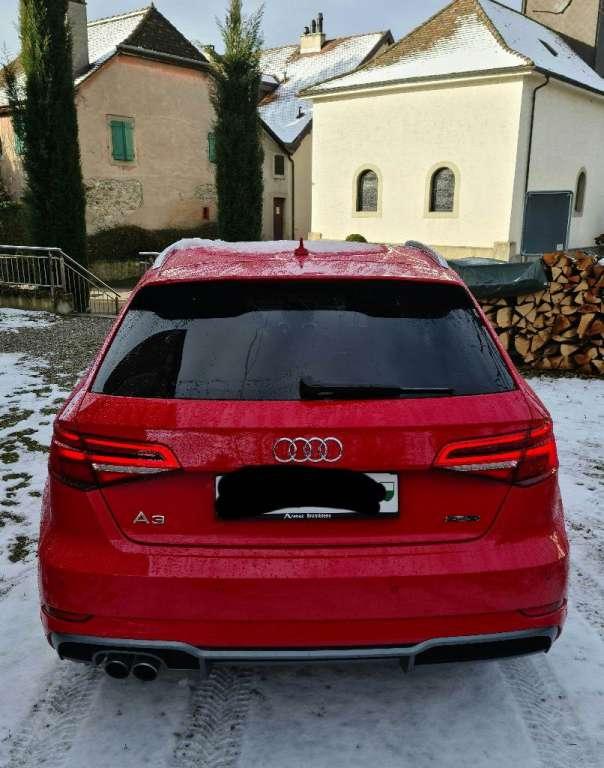 Audi A3 Sportback 2.0 T FSI  qu. S-Tronic