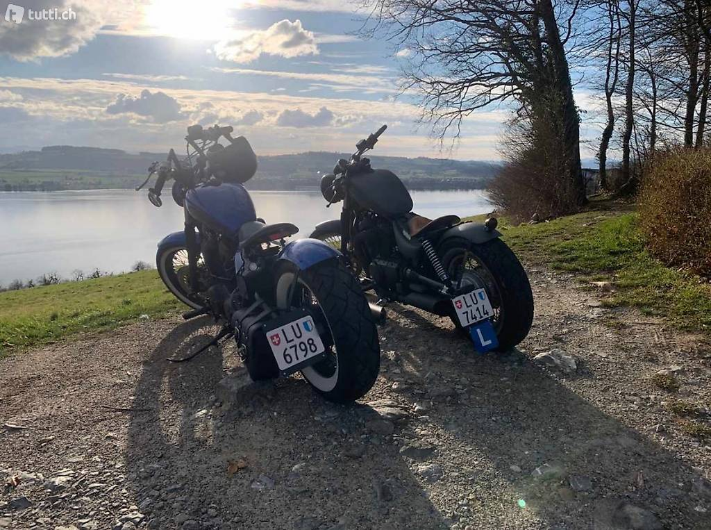 Honda VT 600 C Shadow J/K