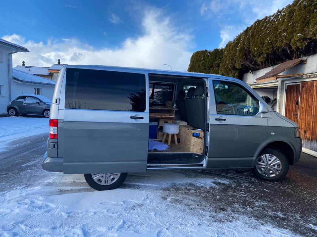 VW T5 Multivan 2.0 TDI