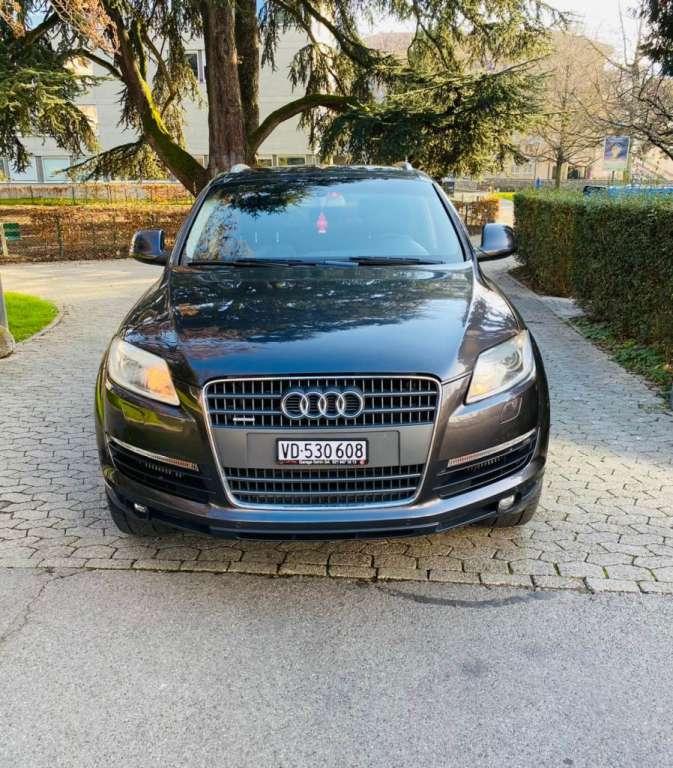 Audi Q7 3.0 V6 TDI DPF quattro