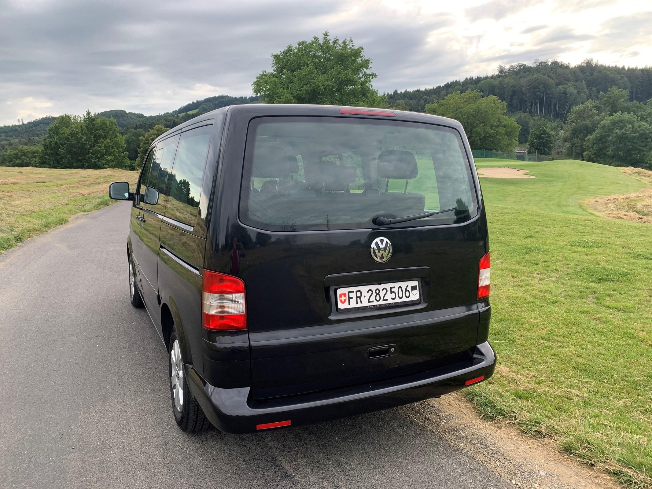 VW T5 Multivan Comfortline 2.5 TDI 4M