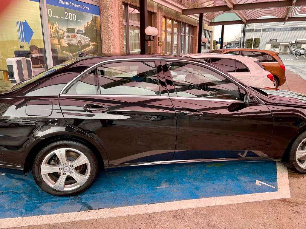 Mercedes-Benz E-Klasse W212 E 250 CDI 4m