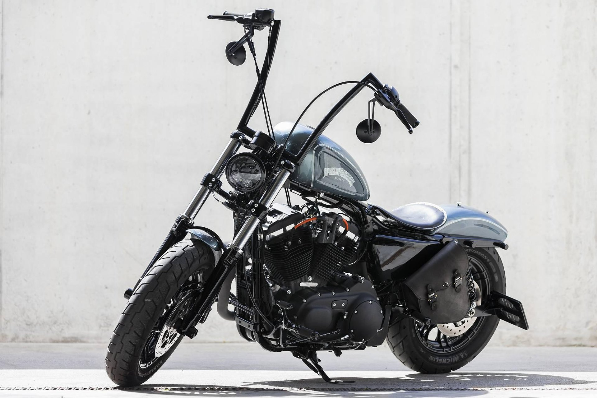 Harley-Davidson XL 1200X Sportster Forty-Eight ABS