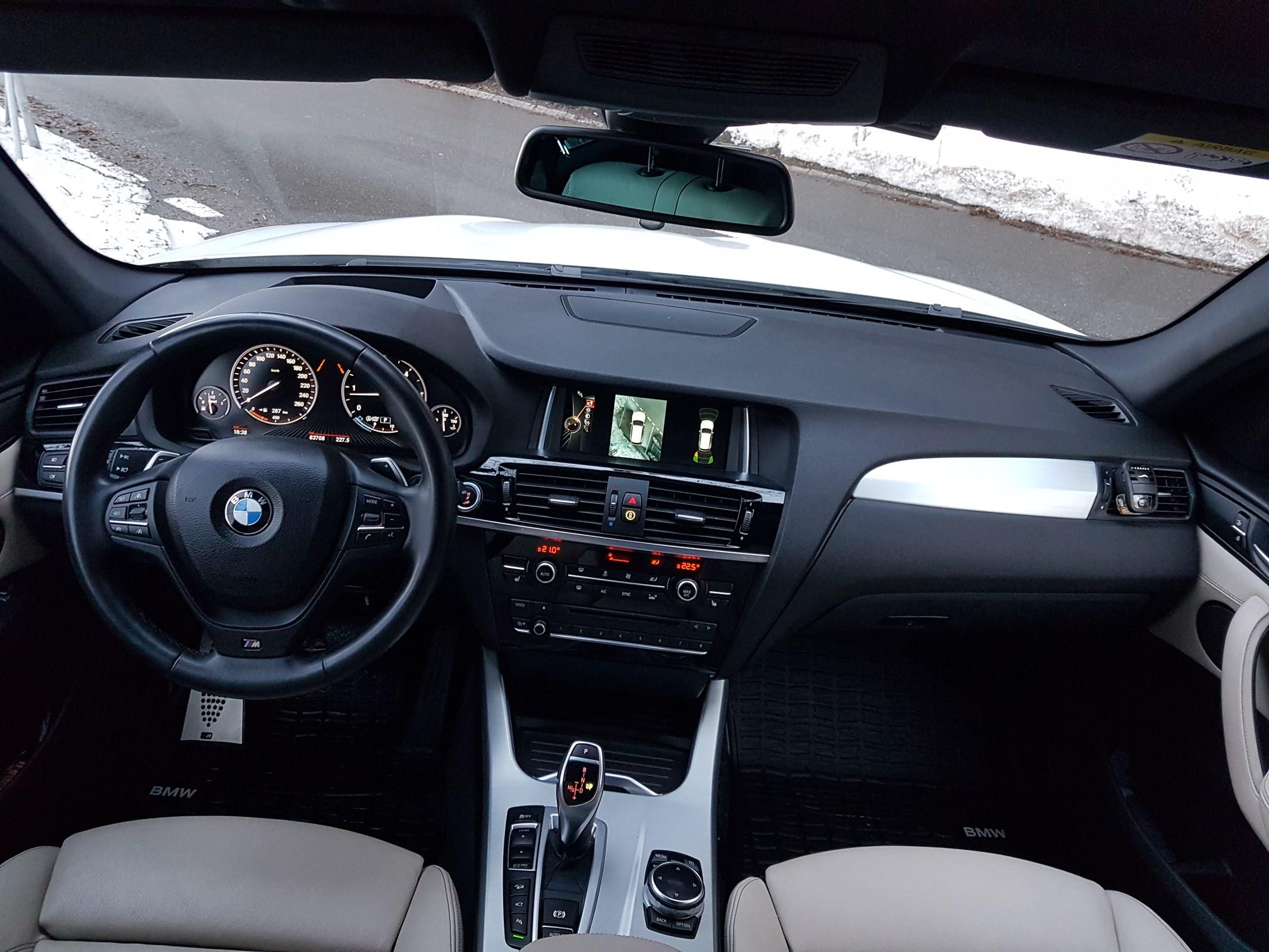 BMW X3 F25 35d xDrive
