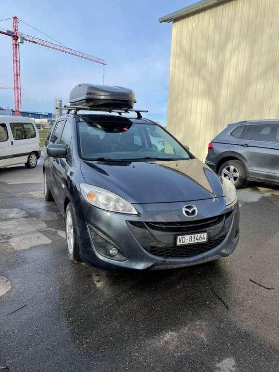 Mazda 5 1.6 CD Sport