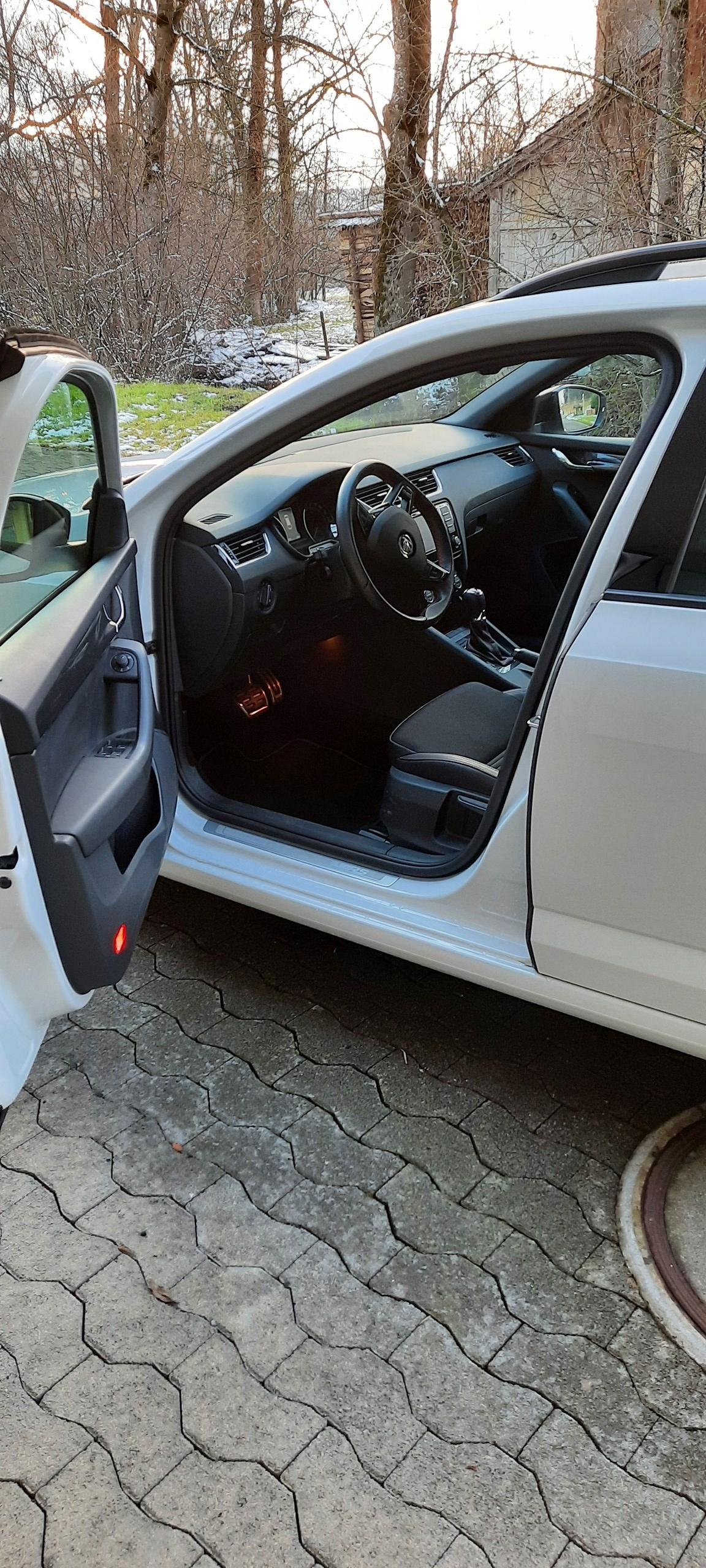 Skoda Octavia Combi 2.0 TDI 184 RS DSG