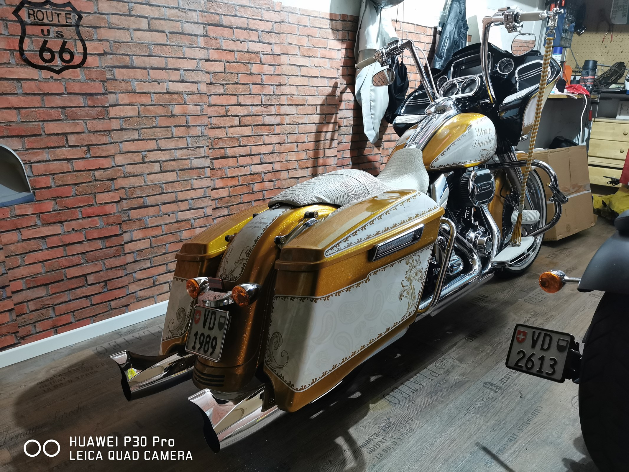 Harley-Davidson FLTRXS 1690 Road Glide Special ABS