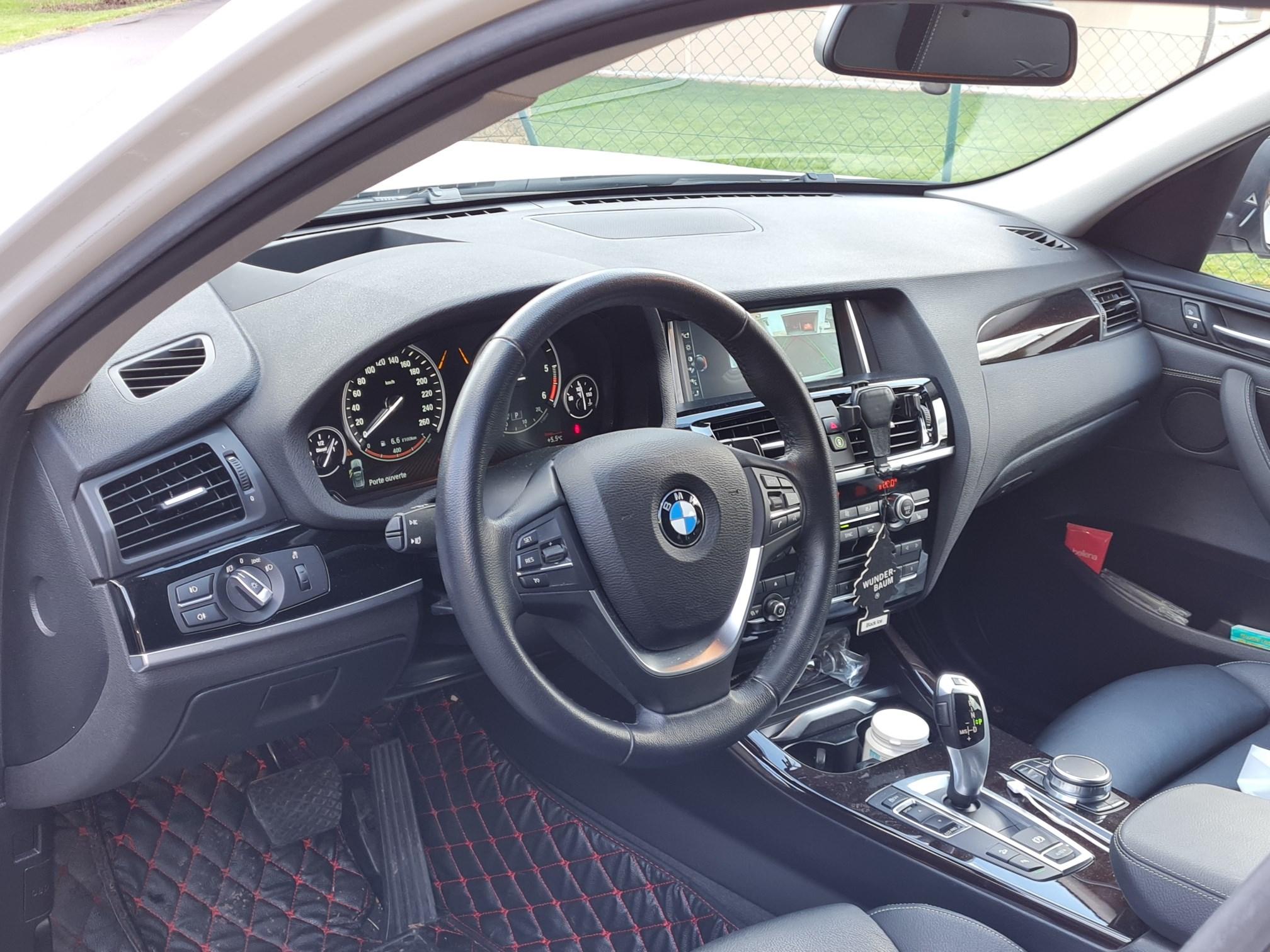 BMW X3 F25 20d xDrive SAG