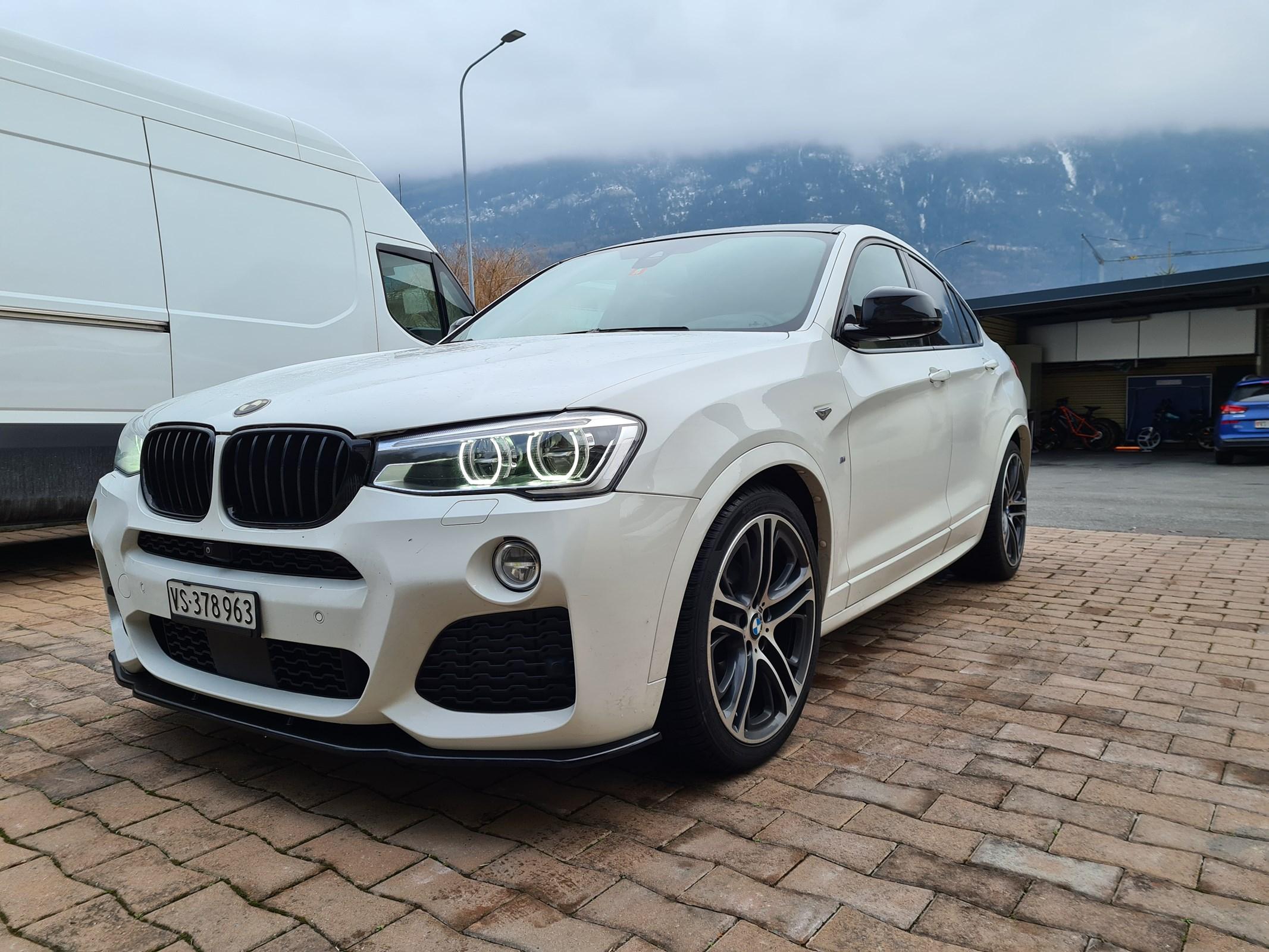 BMW X4 F26 35d xDrive SAG
