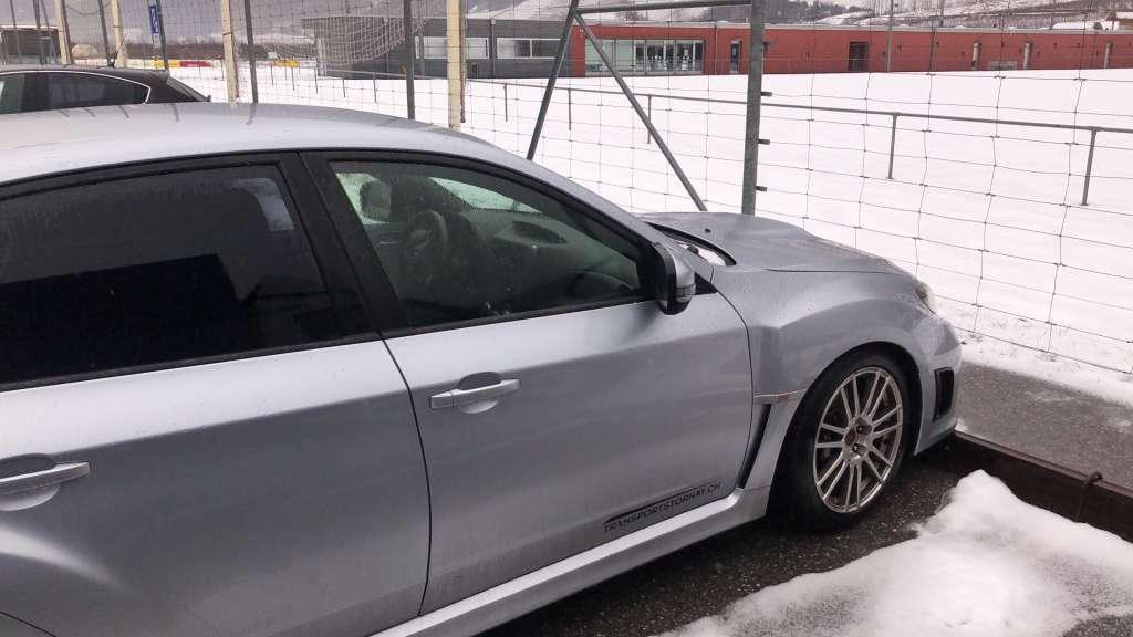 Subaru WRX STI HB 2.5 T Sport