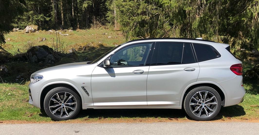 BMW X3 G01 M40d