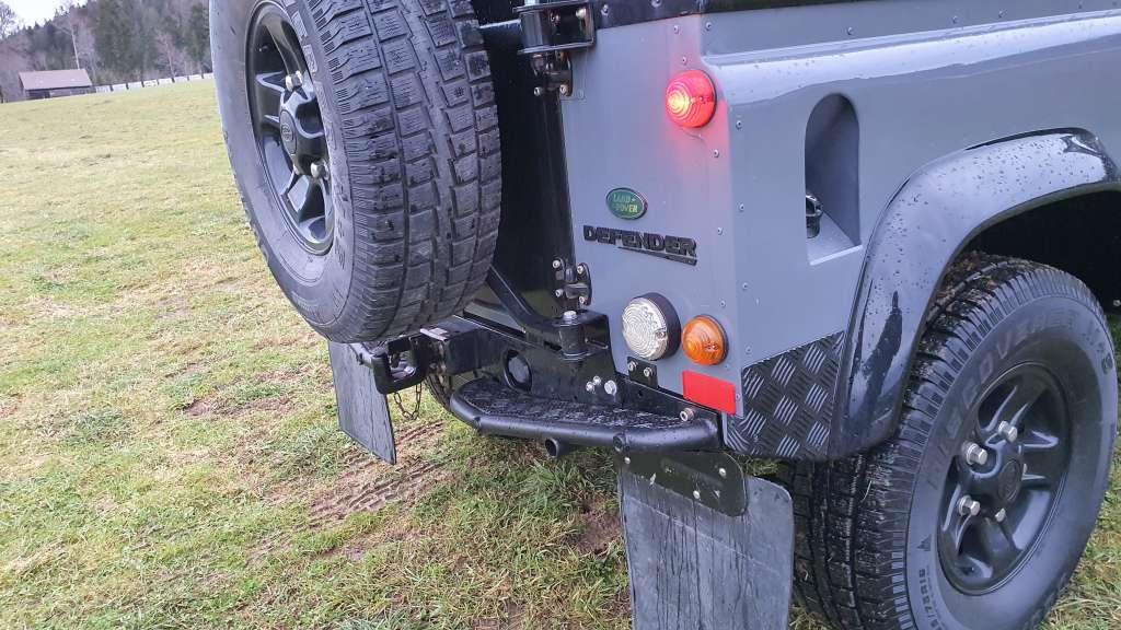Land Rover Defender 90 2.5 Tdi St.Wagon