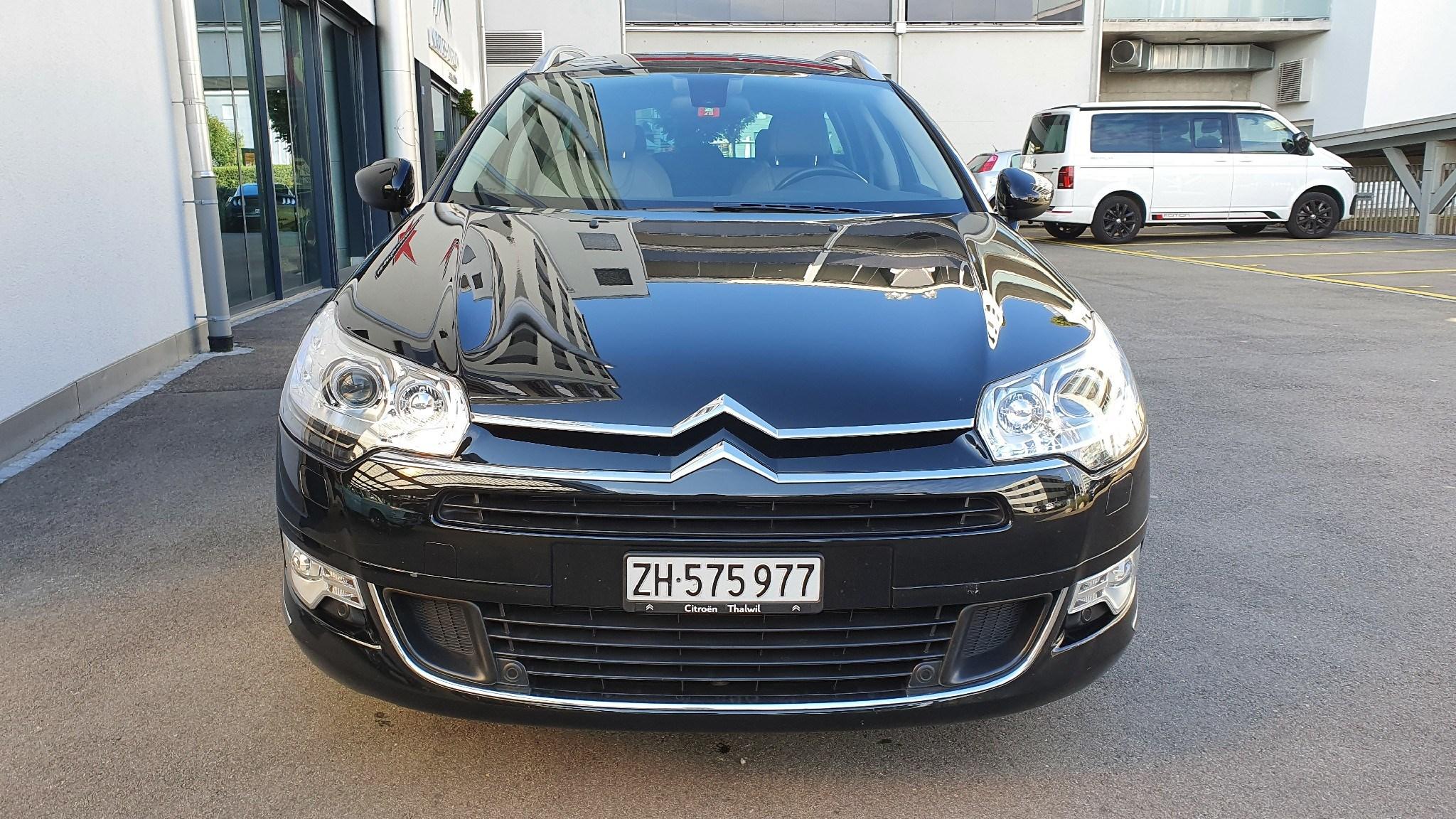 Citroën C5 Tourer 2.2 HDi 200 Exclusive