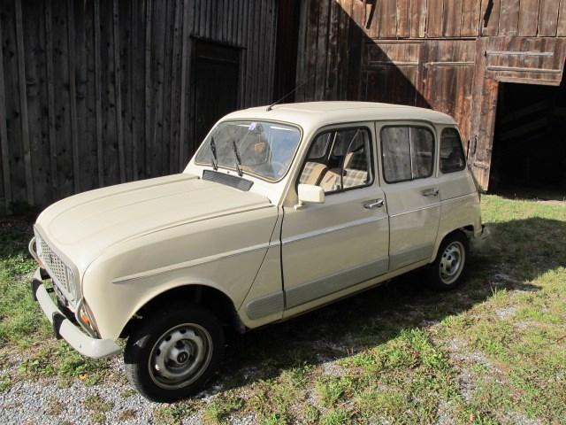 Renault R4 1100 GTL