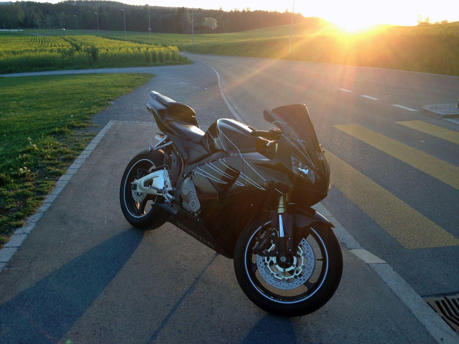 Honda CBR 600 RR 5