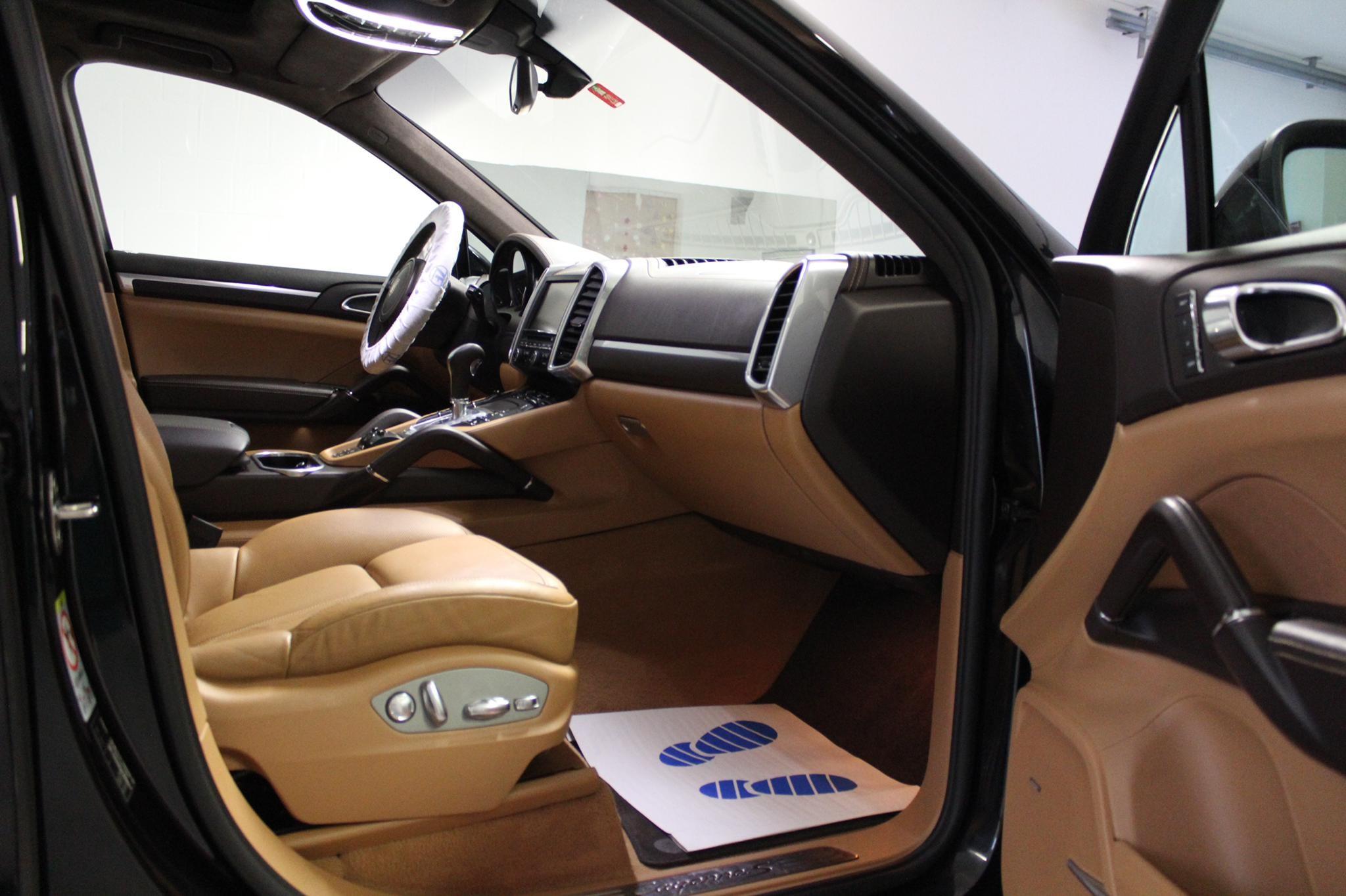 Porsche Cayenne 4.8 V8 S TipT