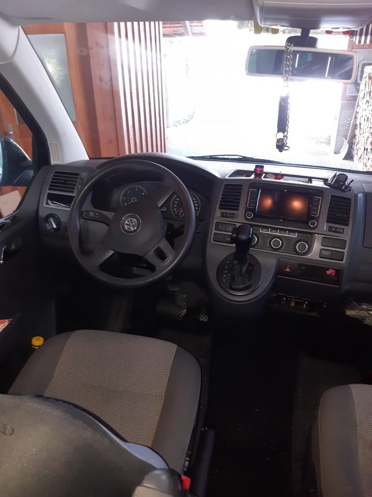 VW T5 Caravelle Comfortline 2.0 TDI CR 4Motion DSG (Bus