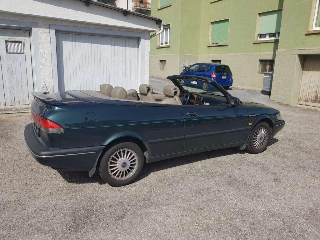 Saab 900 SE 2.3i-16 Limited Edition Roland Garros