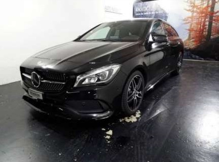 Mercedes-Benz CLA-Klasse X117 Shooting Brake CLA 220 d 4 matic