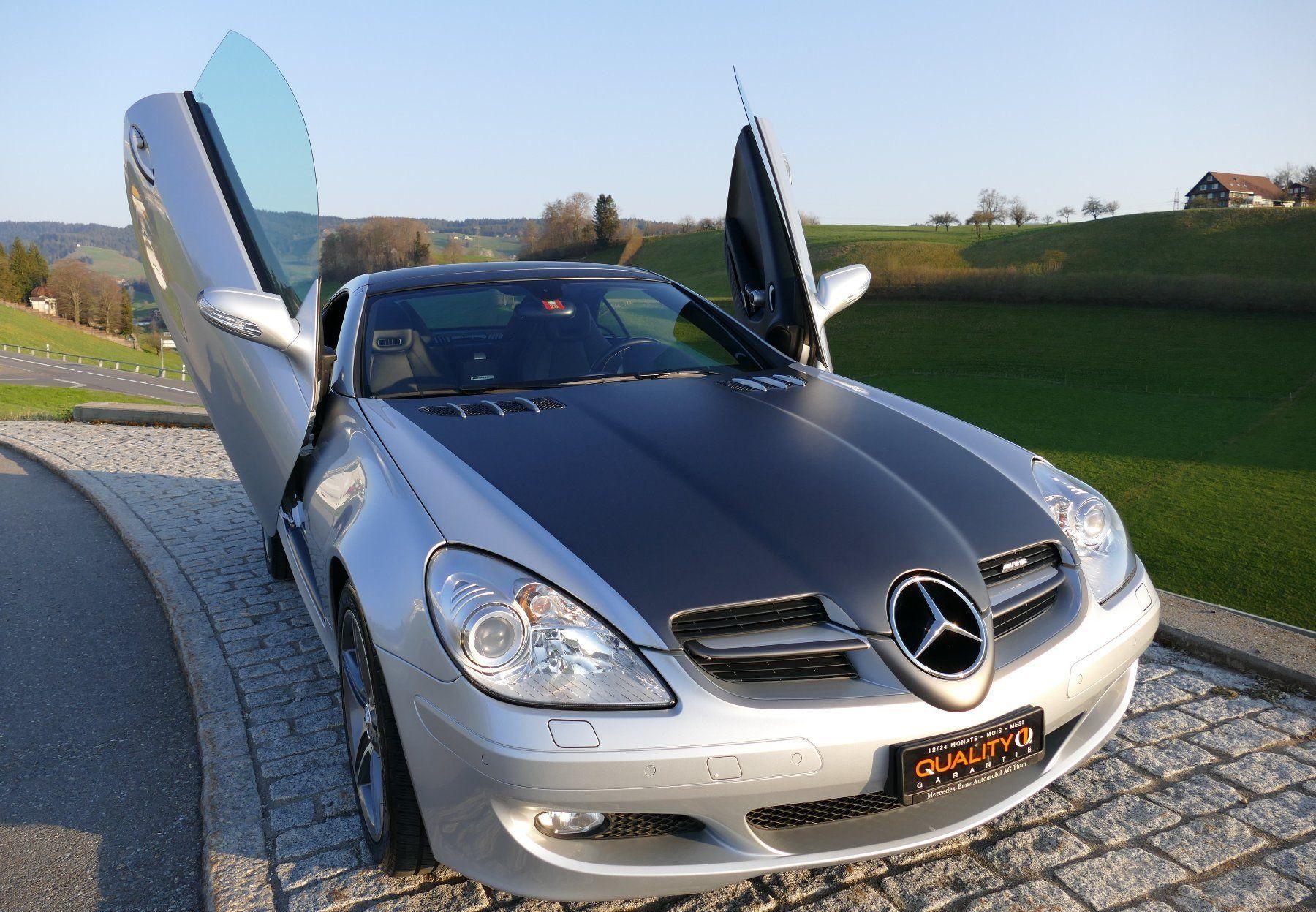 Mercedes-Benz SLK 200 Kompressor Einzelanfertigung