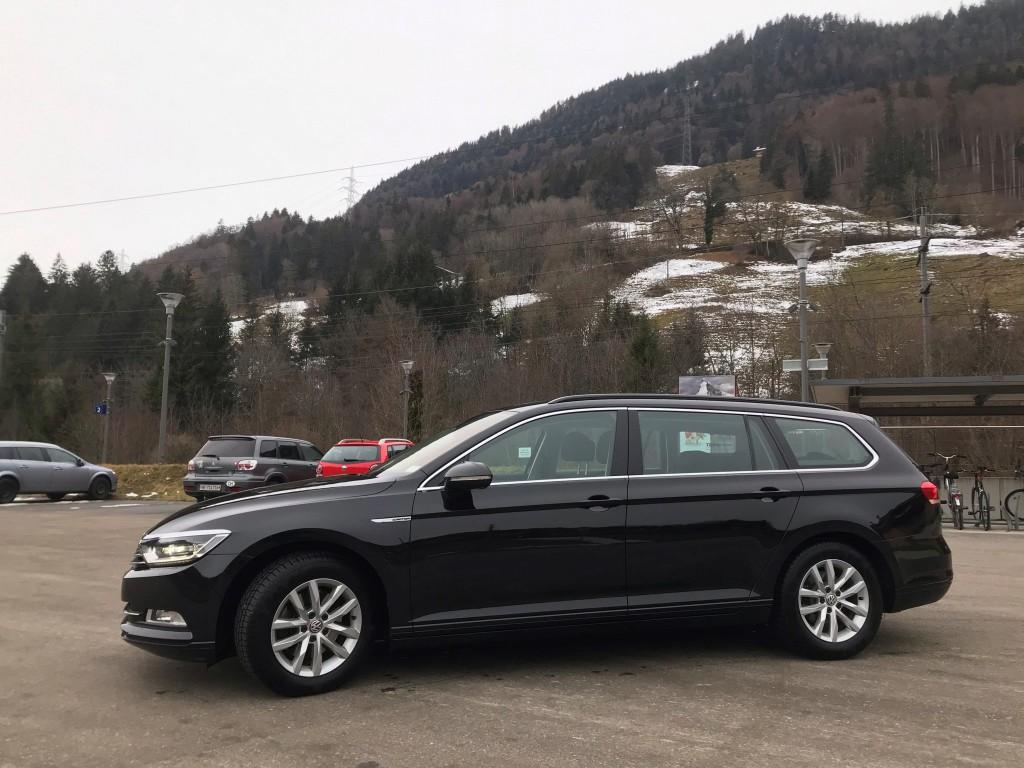 VW Passat Variant 2.0 TDI 190 SCR Comfl.DSG 4m