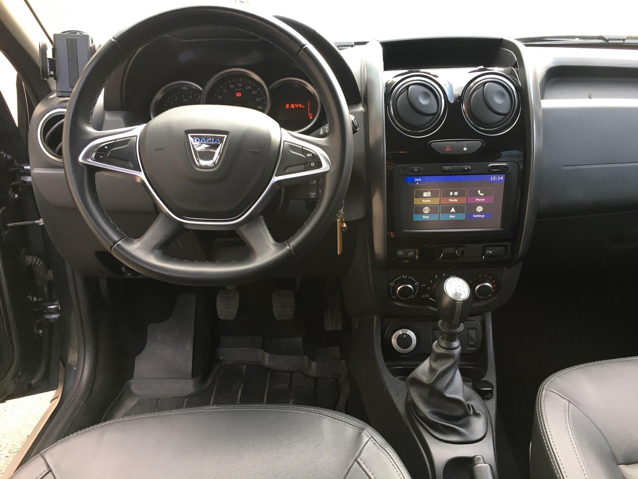 Dacia Duster 1.5 dCi FmF Strongm.R 4x4 S/S