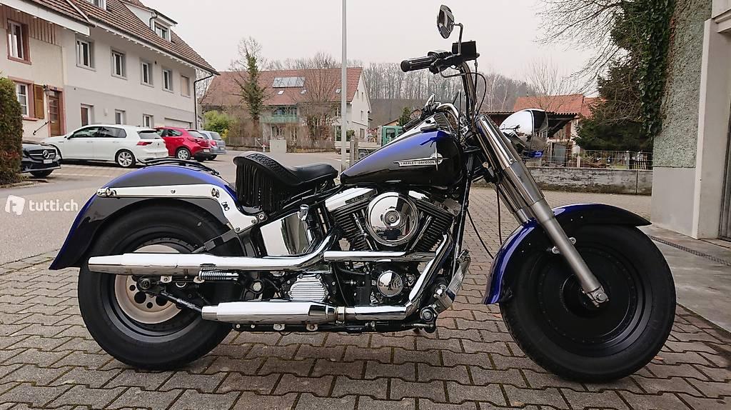 Harley-Davidson FLSTF 1340 Fat Boy
