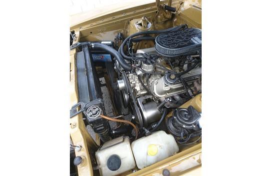 Ford (USA) Ranchero 1971 mit 302 Motor