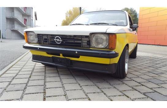 Opel Kadett C GT/E 1000er
