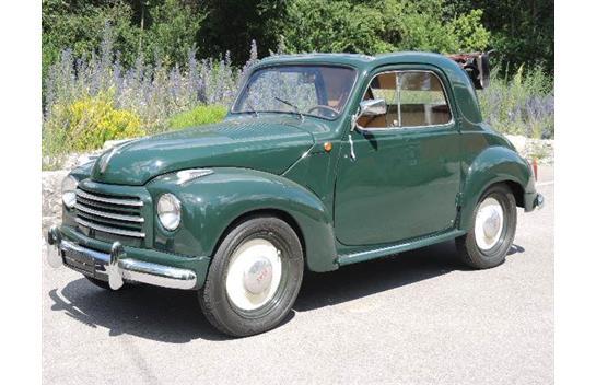 Fiat 500 C Topolino Cabrio