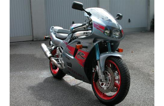 Suzuki GSX-R 750 W R