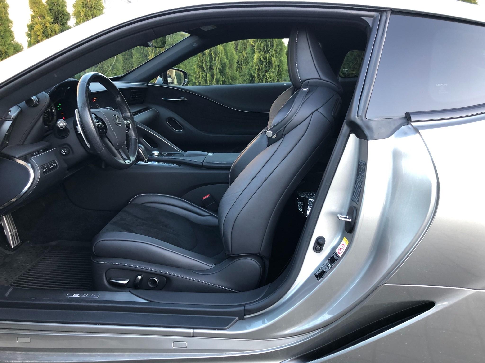Lexus LC 500h Sport